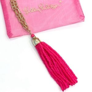 Beach Breeze Tassel Necklace